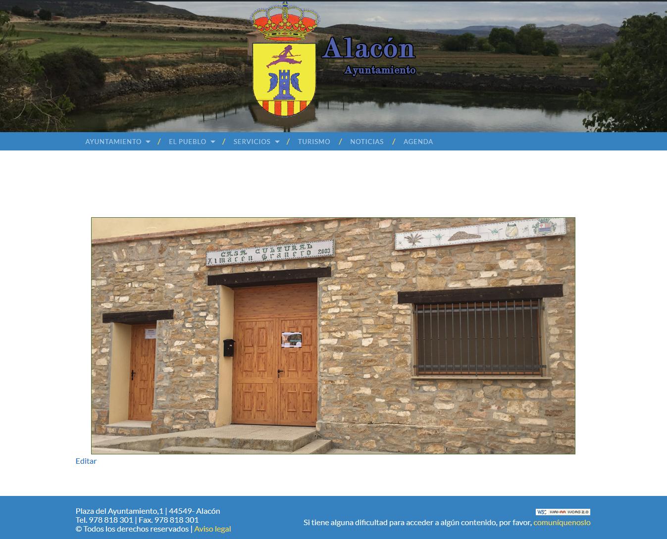 Nueva Imagen Web Municipal