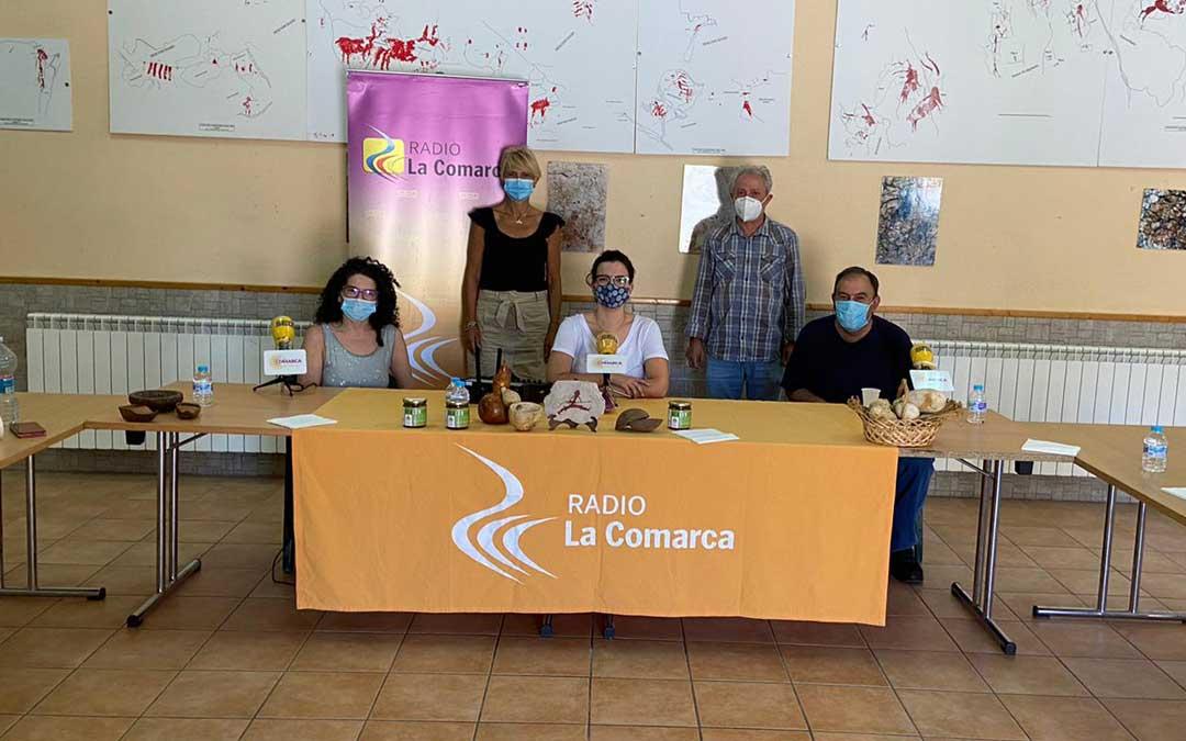 PATRIMONIO DE ALACÓN  en RADIO LA COMARCA