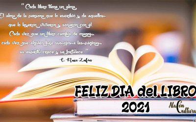 FELIZ DIA del LIBRO 2021